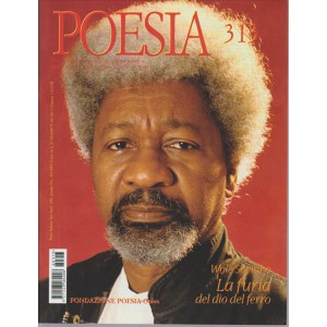 POESIA. N. 313  MARZO 2016
