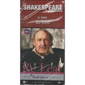 DVD RE LEAR  con M.Hrdern e J.Bird -The Shakespeare Collection 5° uscita