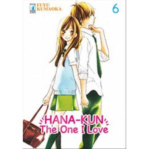 Manga: HANA-KUN, THE ONE I LOVE #6 Star Comics collana UP # 146