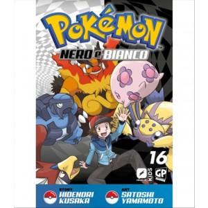 Manga:POKÉMON NERO E BIANCO 16 - edizioni GP Manga