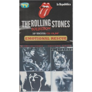 CD The Rolling Stones Collection vol. 16 Emotional Rescue