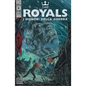 VERTIGO PRESENTA 35 – THE ROYALS – I SIGNORI DELLA GUERRA 04 - Vertigo/Lion