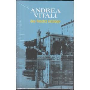 Una Finestra Vista Lago  di Andrea Vitali