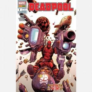 Deadpool Deadpool 121