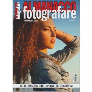 ALMANACCO FOTOGRAFARE. PRIMAVERA 2016