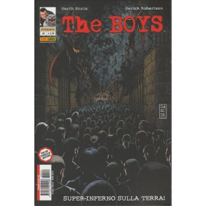 THE BOYS 40 - PANINI PULP 40 - Panini Comics