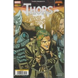 THOR 204 - THOR PRESENTA THORS 3 - Marvel Italia Panini comics