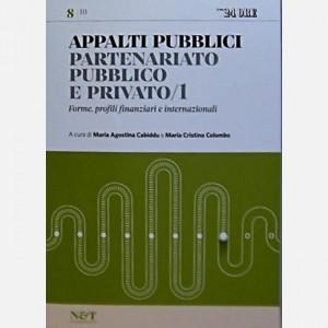 Appalti Pubblici Partenariato pubblico privato/1