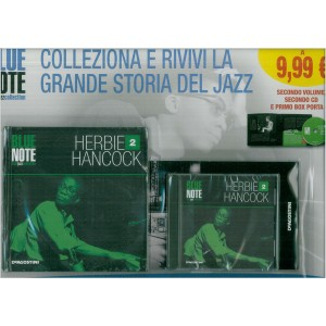 CD + Libro Blue Note Best Jazz Collection Vol. 2 - Herbie Hancock