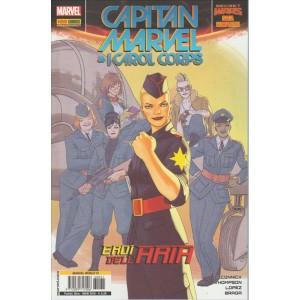 CAPITAN MARVEL & I CAROL CORPS - MARVEL WORLD 31 - Marvel Italia