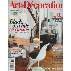 ART&DECORATION. N. 512 MARZO 2016