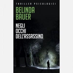 OGGI - I grandi thriller psicologici Negli occhi dell'assassino di Belinda Bauer