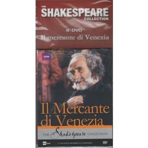 DVD IL MERCANTE di VENEZIA  c/W.Mitchell-The Shakespeare Collection 6° uscita