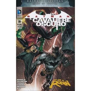 Batman Il Cavaliere Oscuro 39 - DC Comics Lion