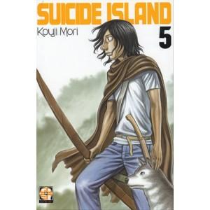 Manga: Nyu Collection 30 – Suicide Island 05 Ediz. Edicola GOEN Edizioni