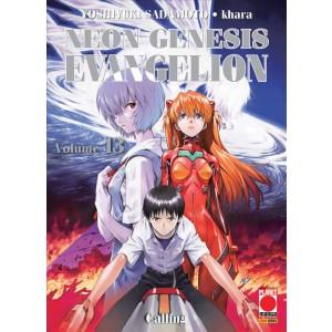 Manga: NEON GENESIS EVANGELION 13 - New collection - Planet manga
