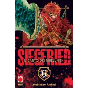 Manga: SIEGFRIED IL CANTO DEI NIBELUNGHI 6 - Sakura 16 - Planet Manga