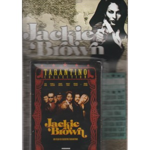 TARANTINO COLLECTION. JACKIE BROWN. UN FILM DI QUENTIN TARANTINO