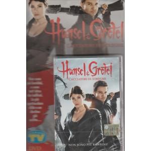HANSEL E GRETEL CACCIATORI DI STREGHE.