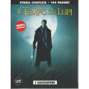 """Editoriale Cosmo Serie Nera-Il Tempo Dei Lupi Storia completa """"I Cacciatori"""""""