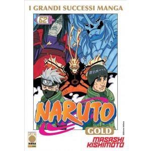 Manga: NARUTO MANGA GOLD 62 - Planet Manga Panini comics