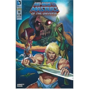 He-Man and the Masters of the Universe 23 - DC Comics Lion