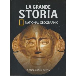 """La Grande Storia  National geographic vol. 6 """"Le origini della Grecia"""""""