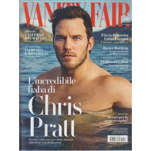 "Vanity Fair - settimanale n. 16 - 26 Aprile 2017 ""Chris Pratt"""