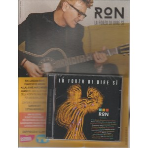 Doppio CD - RON - la Forza di dire Sì - by Sorrisi e canzoni TV