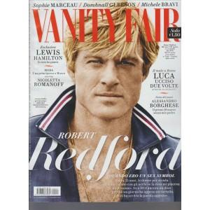 Vanity Fair  - settimanale n. 11 - 23 Marzo 2016 Robert REDFORD