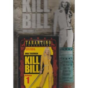 KILL BILL  VOLUME 1 TARANTINO COLLECTION SCRITTO E DIRETTO DA QUENTIN TARANTINO. OTTAVA USCITA. DVD PANORAMA