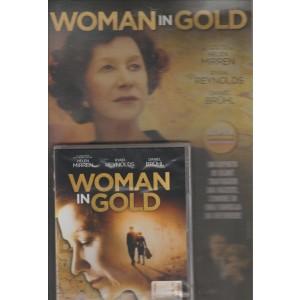 WOMAN IN GOLD. DVD PANORAMA.