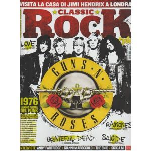 CLASSIC ROCK Lifestyle - mensile n. 41 Aprile 2016