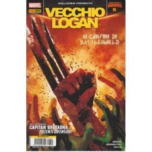WOLVERINE 325 - WOLVERINE PRESENTA VECCHIO LOGAN 3 - Marvel italia