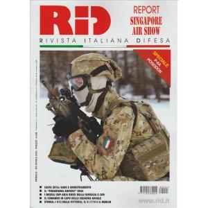 RID - Rivista Italiana Difesa mensile n. 4 Aprile77