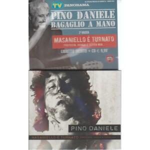 """Cd Pino Daniele """"Masaniello è turnato, protesta, ironia e terra mia..."""