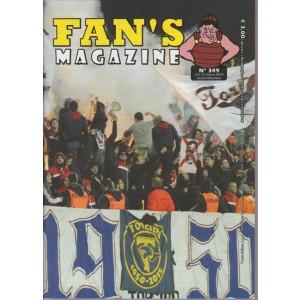 Fan's Magazine - Quattordicinale n. 349 - 25 Marzo 2015