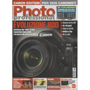 Photo Professional Cqanon edition mensile n. 77 - Aprile 2016