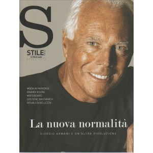 STILE mese by IL GIORNALE - Marzo 2016