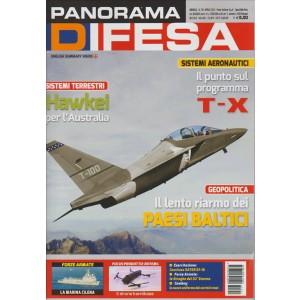 PANORAMA DIFESA. N. 351 APRILE 2016