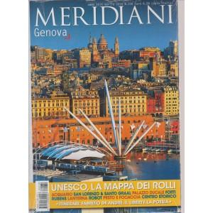 MERIDIANI GENOVA.  APRILE 2016 N. 230 . EDITORIALE DOMUS