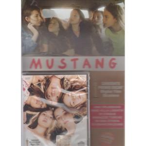 MUSTANG. CANDIDATO PREMIO OSCAR MIGLIOR FILM STRANIERO. UN FILM DI DENIZ GAMZE ERGOVEN. DVD DI PANORAMA.