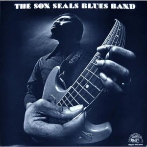 Blues in Vinile The Son Seals Blues Band