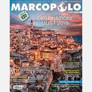 Diari di viaggio by Marcopolo Destinazioni must 2019 (Dicembre 2018/ Gennaio 2019)