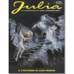 JULIA. LE AVVENTURE DI UNA CRIMINOLOGA. N. 211. 132 PAGINE. IL FANTASMA DI LOCH MORAN.