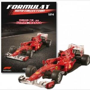 Formula 1 Auto Collection Ferrari F10 - 2010