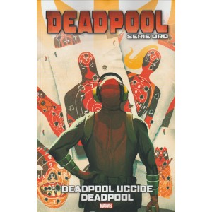 "DEADPOOL Serie oro vol.7 ""Deadpool uccide Deadpool"" by Tuttosport"