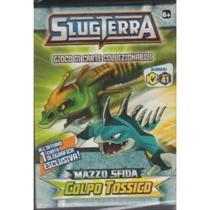 SLUGTERRA - mazzo tematico COLPO TOSSICO da 30 Carte