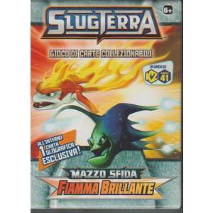 SLUGTERRA - mazzo tematico FIAMMA BRILLANTE da 30 Carte