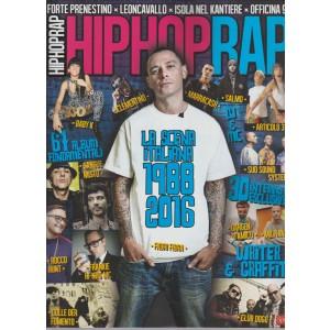 HIPHOPRAP. 2016.